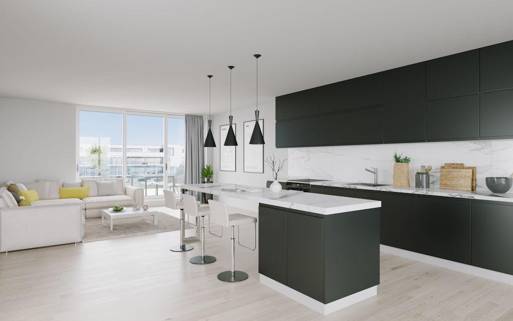 Vk Design Keukens : Vk vastgoed nieuwbouw